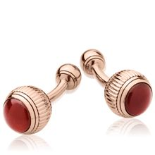 Colibri - Sphere Rose Gold and Red Jasper Cufflinks. Rose Gold Cufflinks, Red Jasper, Rose Gold Plates, Jewelry Accessories, Fashion Jewelry, Gemstones, Gifts, Hamilton, Beautiful Things