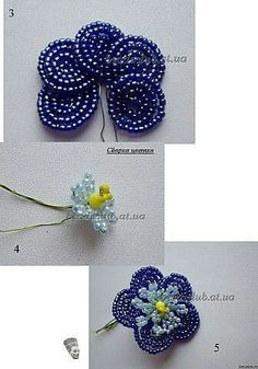 Best 10 Wire Flowers Wire Trees Peyote Stitch Bonsai Wire Wrapping Projects To Try Beaded Flowers Perfect Love Seed Beads – SkillOfKing. Beaded Flowers Patterns, Beaded Jewelry Patterns, Beading Patterns, Seed Bead Flowers, Wire Flowers, Seed Beads, Perler Beads, Beaded Crafts, Beaded Ornaments
