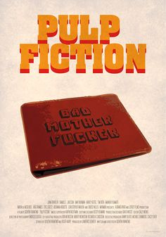 Pulp Fiction by Luke Noothout