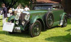 1930 Bentley 6 1/2 Litre Blue Train coupe Maintenance/restoration of old/vintage vehicles: the material for new cogs/casters/gears/pads could be cast polyamide which I (Cast polyamide) can produce. My contact: tatjana.alic@windowslive.com