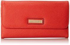 Calvin Klein 2ES Saffiano Wallet, Coral, One Size Calvin Klein http://www.amazon.com/dp/B00ZORFKQI/ref=cm_sw_r_pi_dp_6WZQvb0K0WS6J