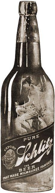 schlitz 1897 by Captain Geoffrey Spaulding on Flickr.