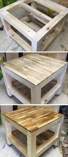 Wood Profits - pallet-coffee-tables - Discover How You Can Start A Woodworking Business From Home Easily in 7 Days With NO Capital Needed!