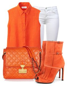 """""""Untitled #242"""" by beautifully-ambitious on Polyvore featuring J Brand, Uniqlo, Marc Jacobs and Gucci"""