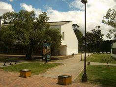 Universidad Nacional de Colombia by nikolaiky, via Flickr Sidewalk, Explore, Universe, Side Walkway, Walkway, Walkways, Pavement, Exploring