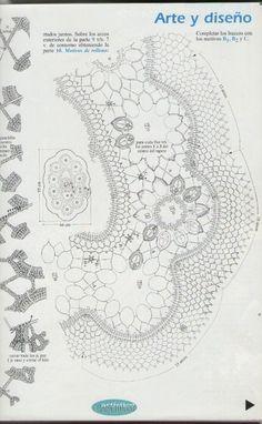 grafico base mantel ovalado