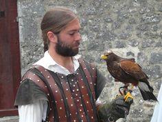 Vol Libre, Fête Médiévale de Provins - 2009