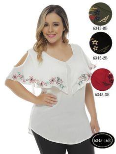 Blusa Plus Size Kunis