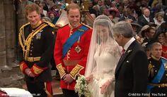 Boda del Príncipe Guillermo de Inglaterra y Kate Middleton
