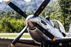 P-51 MUSTANG NOSE