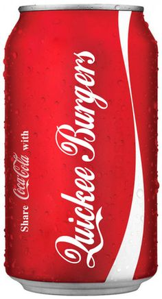 write your name or logo on Coca Cola can - fiverr