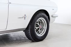 The Unexpected – Ford Mustang