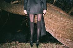 Kulu Dress, Wrap Coat II, Rua Leggings