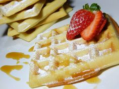 Chef Blog, Gluten Free Recipes, Free Food, Waffles, Food And Drink, Sweets, Meals, Vegan, Cookies