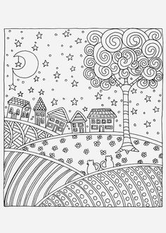Planet Coloring Pages, Easter Egg Coloring Pages, Colouring Pages, Coloring Pages For Kids, Coloring Sheets, Coloring Books, Rug Hooking, Line Drawing, Doodle Art