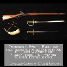 Shotguns, Firearms, Rifles, Weapons, Catalog, Illustration, Check, Guns, Hunting Rifles