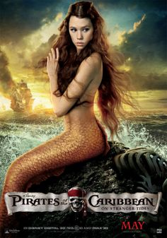 MayaSon Prea Daughter of the Sea from Pirates of the Caribbean