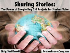 Module 1. Favourite Resource. This presentation by Shelly Terrell shows a great summary of all the contents in this module and makes teachers think on the great power of digital storytelling and how it can be used in the classroom. She also recommends some motivating tools to use with kids for storytelling.