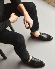 Men's Penny Loafer | Ethically Made | Nisolo