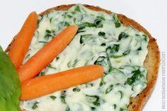 Veganer Bärlauchfrischkäse / Vegan Ramson Cream Cheese