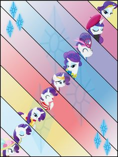 Rarity is best pony! MLP