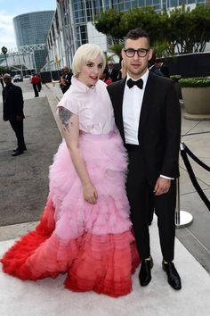 Red Carpet Arrivals - 2014 Emmy Fashion - Redbook