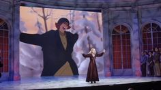 """We celebrated the anniversary of the film, Anastasia with a special performance of """"Journey To The Past."""" ANASTASIA is now on Broadway at the Broadhurst. Anastasia Costume, Anastasia Broadway, Anastasia Musical, Music Theater, Broadway Theatre, Broadway Shows, Christy Altomare, Songs To Sing, Viajes"""