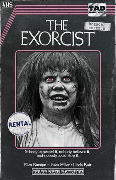 Horror - Trevor Dunt Poster Design