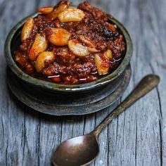 Grandma's Garlic Pickle Recipe - Learn how to make Grandma's Garlic Pickle, Recipe by Jofy Abraham