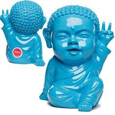 Iki Bouddha Pop  Edition limitée - Bleu Cyan