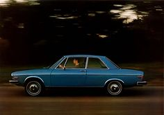 1976 Audi 100 LS