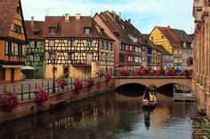Colmar, France | 17 Impossibly Colorful Cities You'll Want To Visit Immediately