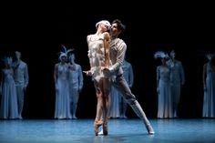 NBS 日本舞台芸術振興会 モナコ公国 モンテカルロ・バレエ団:LAC 白鳥の湖