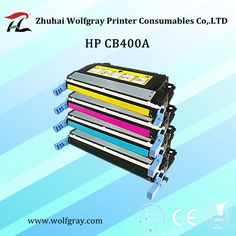 Compatible for HP CB400A toner cartridge,give you a satisfying printing paper.