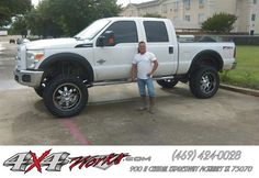 https://flic.kr/p/HP4PSQ | Congratulations Moises  from Trent Barden at 4x4Works! | deliverymaxx.com/DealerReviews.aspx?DealerCode=B127