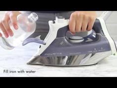 How to Clean an Iron | eHow