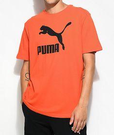 452e0374c28 12 Best Puma T-Shirts images | Male fashion, Menswear, Man fashion