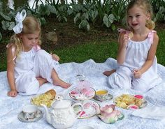 Girly Tea Party things-for-girls