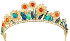 "Joanna Newsom's Opal Tiara""Find out more at Tiara Mania  """
