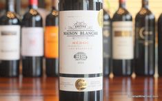 Chateau Maison Blanche Medoc Cru Bourgeois  Upper Class Quality At A Middle Class Price