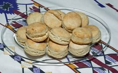 Sourdough biscuits: trying for the real thing (no baking powder or baking soda)…