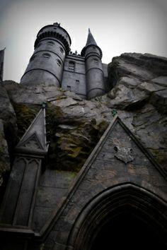 Cool shot of a Castle