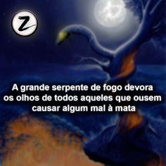 #lendas #folclore #boitatá #cobra