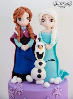 Frozen anna elsa olaf