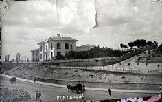 Konya Alaeddin tepesi ve Ordu evi