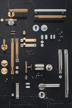 7 Key Design Elements For Your Next Kitchen Renovation Furniture Handles, Door Furniture, Apartment Furniture, Furniture Movers, Kitchen Hardware, Home Hardware, Cabinet Hardware, Hardware Pulls, Bathroom Hardware
