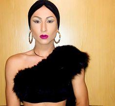 Queening #livvi #dragqueen #fashionista #elegance #socialite #makeup #mac #maccosmetics #capetown