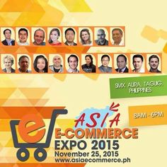 #AECoE PASSIONS OF A SAHM: The biggest E- Commerce Show before the year ends:...