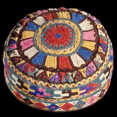 Susan Meller | TURKMEN HAT (ATHNB-100) – Turkmen, probably Afghanistan, c.1960s.