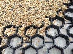 46 ideas pea gravel patio diy landscape design for 2019 Pea Gravel Garden, Gravel Pathway, Gravel Landscaping, Landscaping With Rocks, Garden Paths, Landscaping Ideas, Acreage Landscaping, Florida Landscaping, Paver Walkway